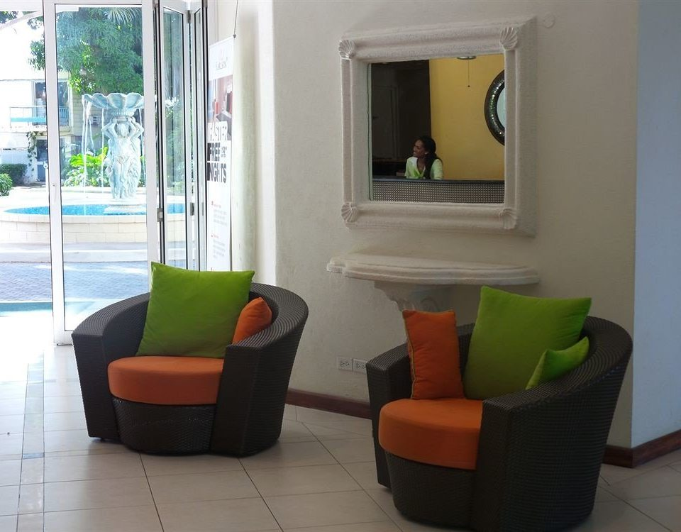 property living room product green home orange cottage condominium