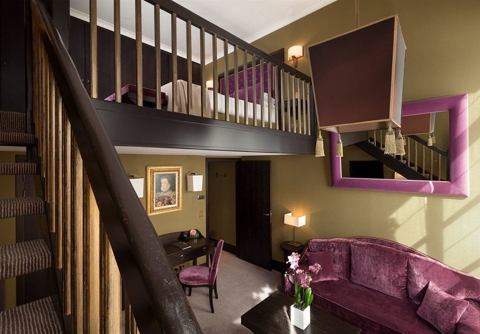 property house stairs home living room condominium cottage mansion