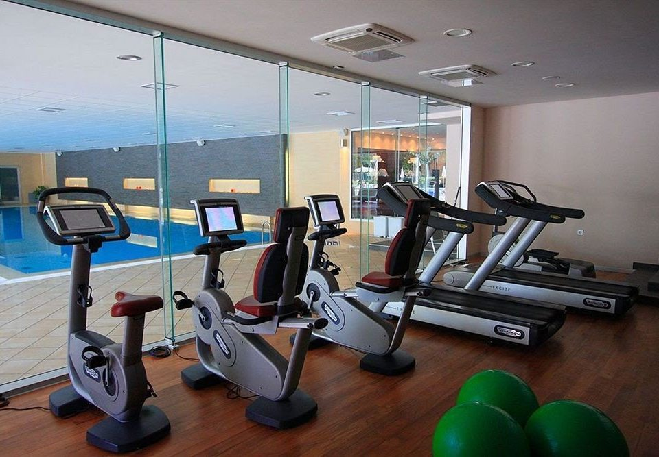 structure gym sport venue desk leisure office physical fitness condominium