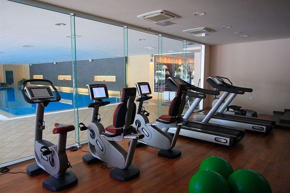 structure gym sport venue desk leisure office physical fitness condominium