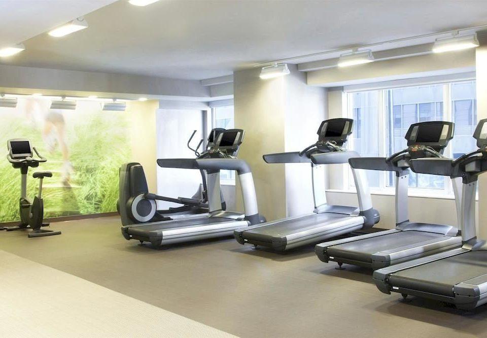 structure gym desk property sport venue condominium office