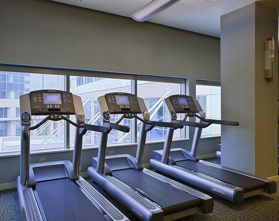 structure sport venue gym condominium exercise machine