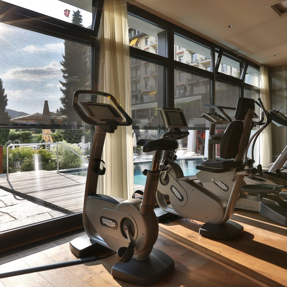structure gym sport venue exercise machine condominium