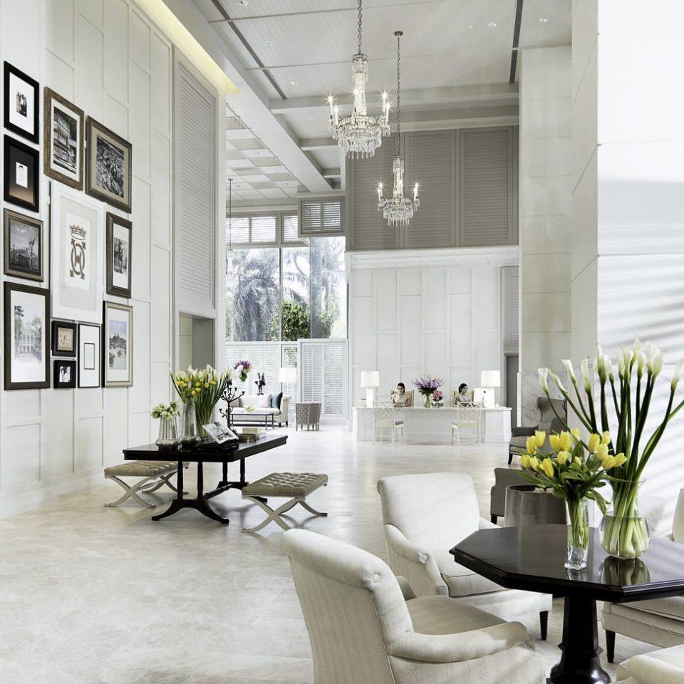 white living room property home lighting flooring condominium hall loft