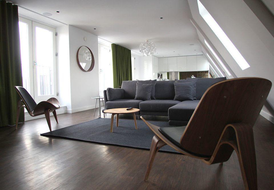 property living room home condominium loft flooring