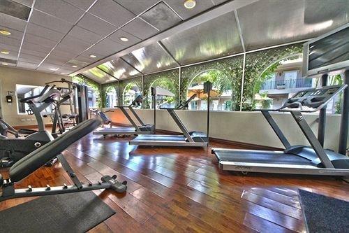 structure gym property sport venue condominium weapon gun