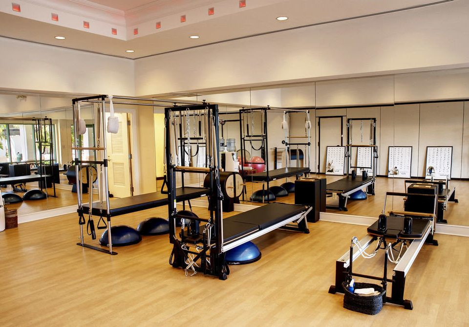 structure gym sport venue condominium physical fitness hard