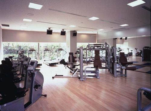 structure gym property sport venue condominium hard