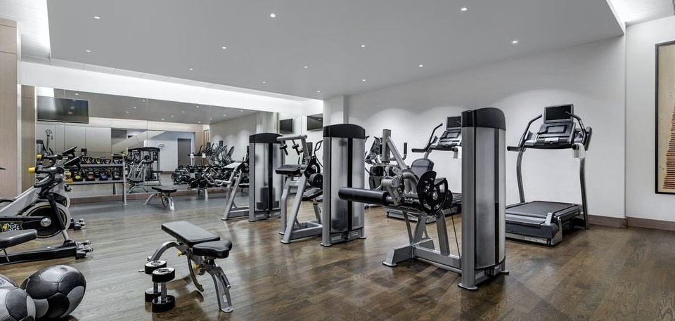 structure gym property sport venue condominium hard