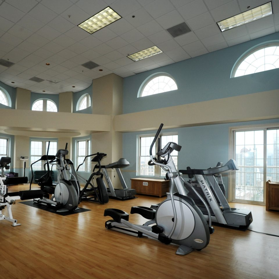 structure property condominium sport venue gym hard