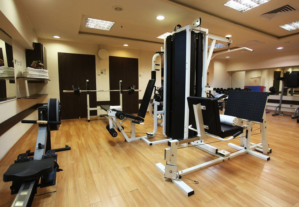 structure gym sport venue hard wooden condominium