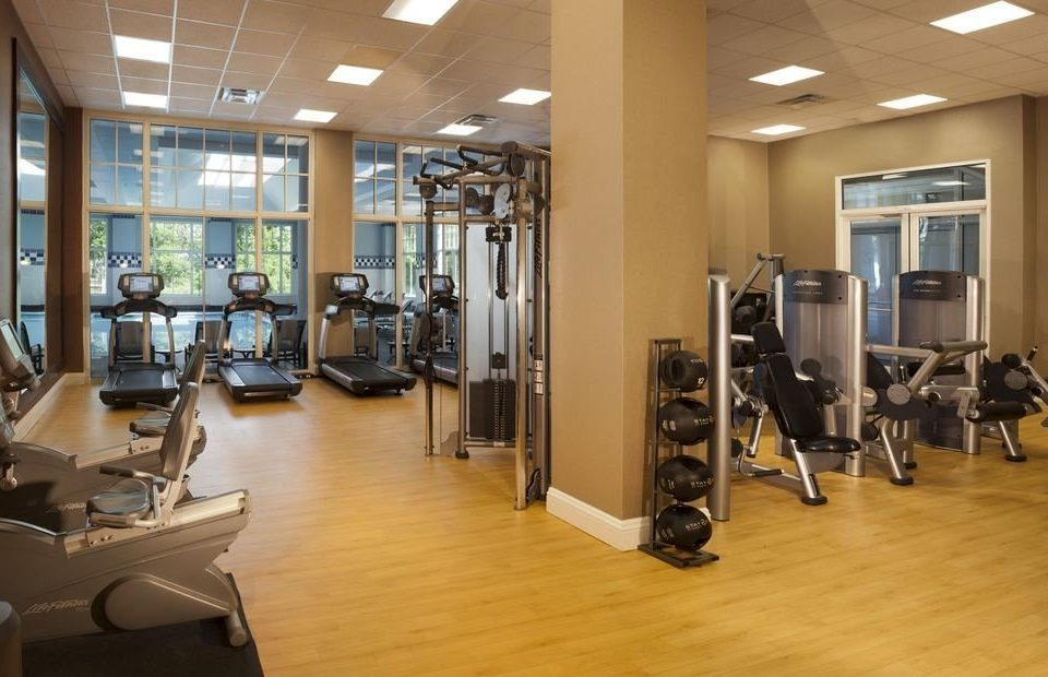 structure sport venue gym condominium hard