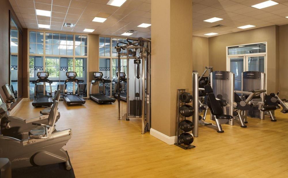 structure sport venue gym condominium hard