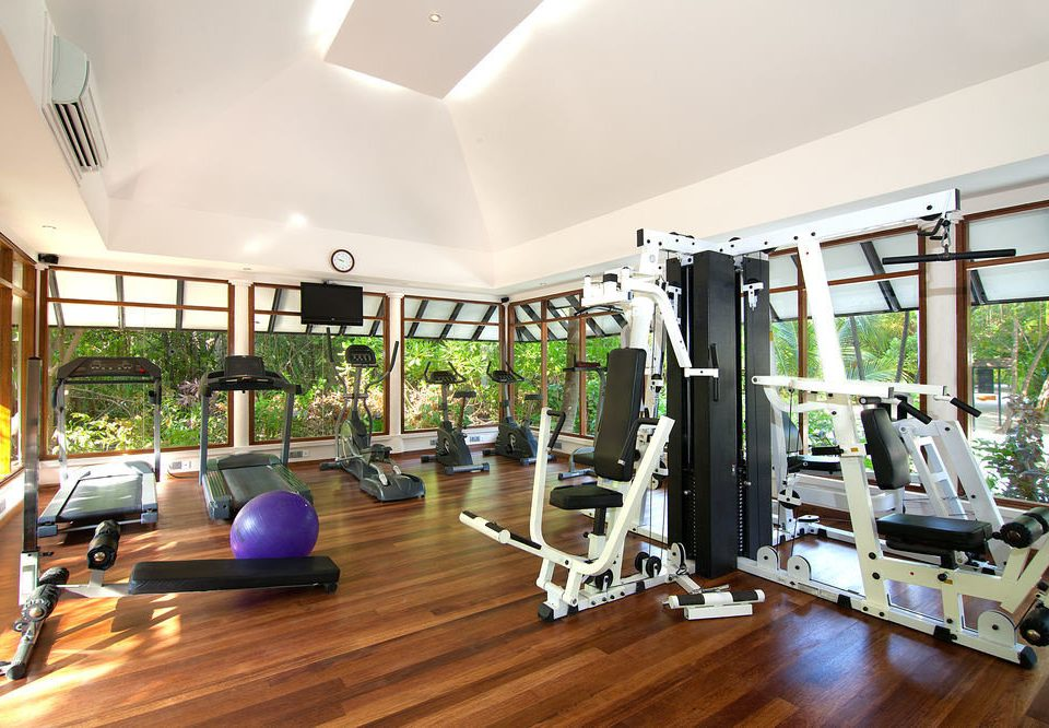 structure property gym sport venue condominium home physical fitness
