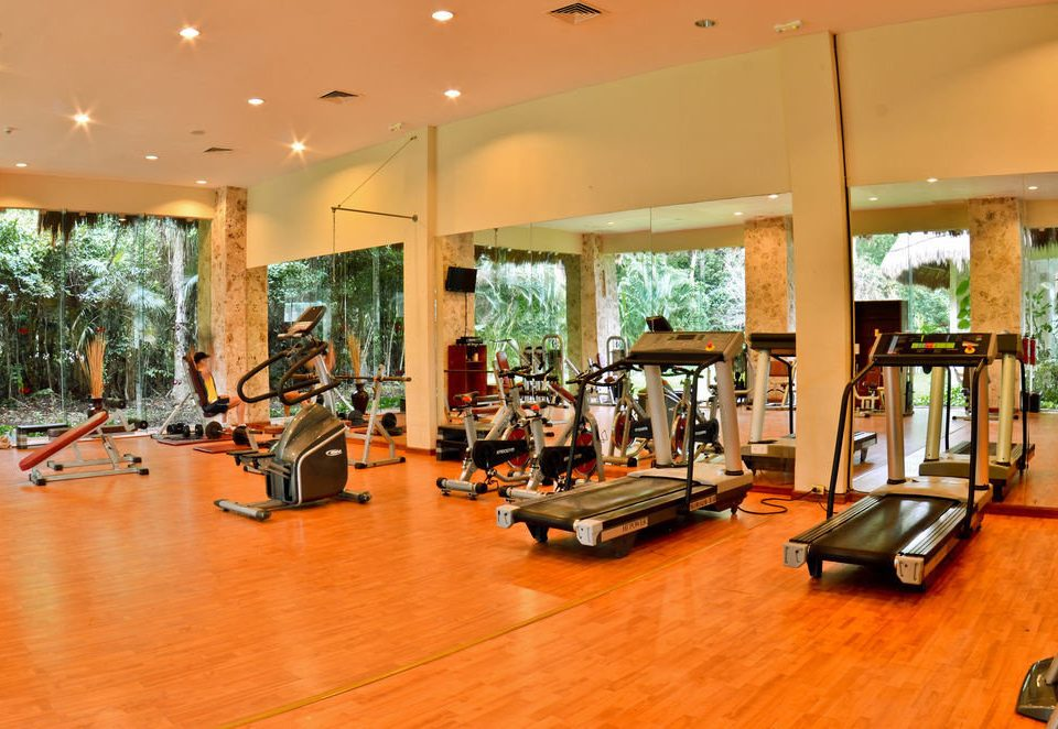 structure gym leisure sport venue condominium physical fitness