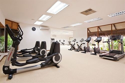 structure gym property sport venue leisure condominium