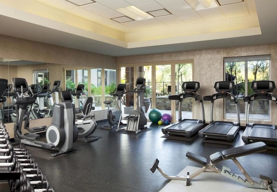 structure gym sport venue leisure condominium