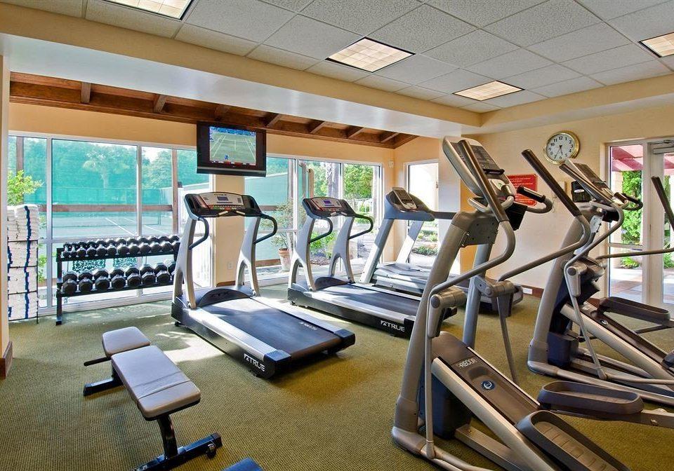 structure gym sport venue leisure condominium