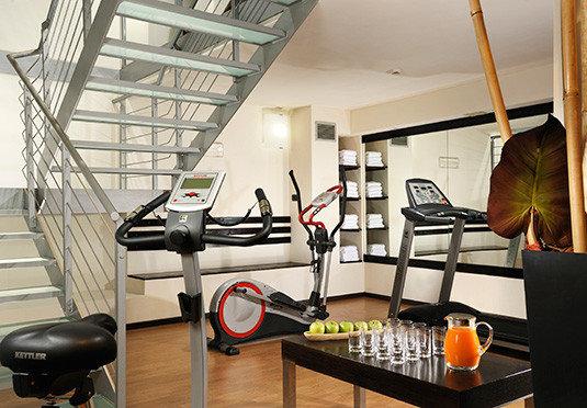 structure sport venue gym condominium living room loft