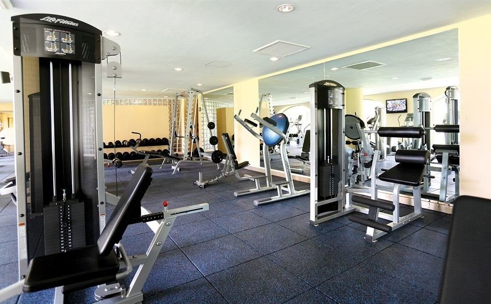 structure gym sport venue muscle condominium physical fitness