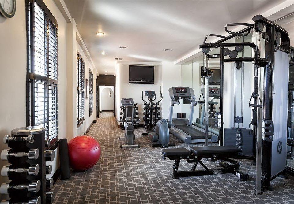 structure gym property sport venue muscle condominium