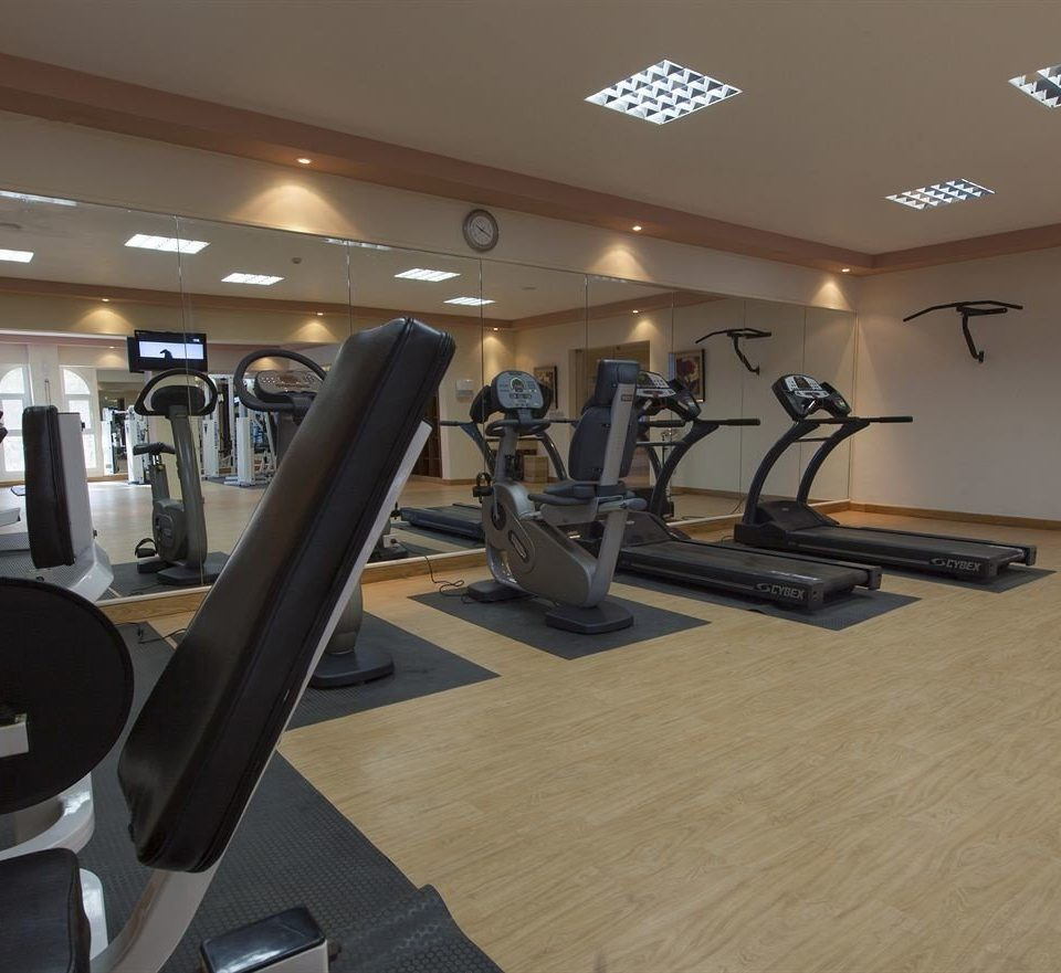 structure gym property sport venue muscle condominium