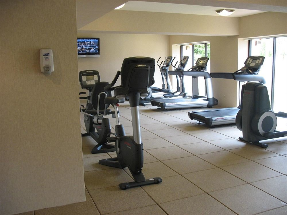 structure gym property sport venue condominium muscle