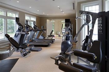 structure gym sport venue muscle condominium