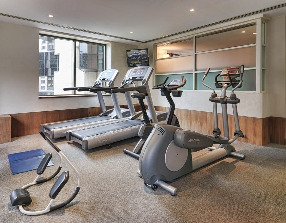 structure property sport venue gym condominium office