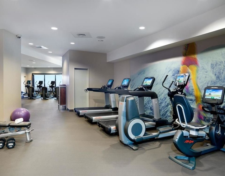 structure gym property sport venue condominium office