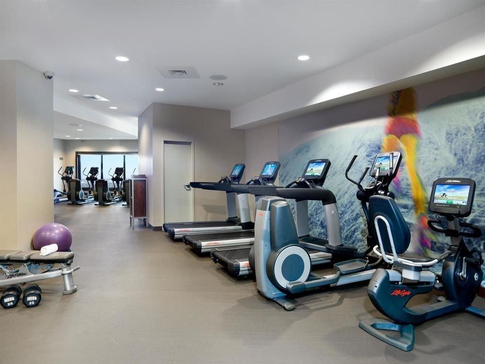 structure gym property sport venue condominium office