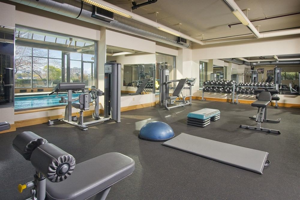 structure gym property sport venue condominium physical fitness