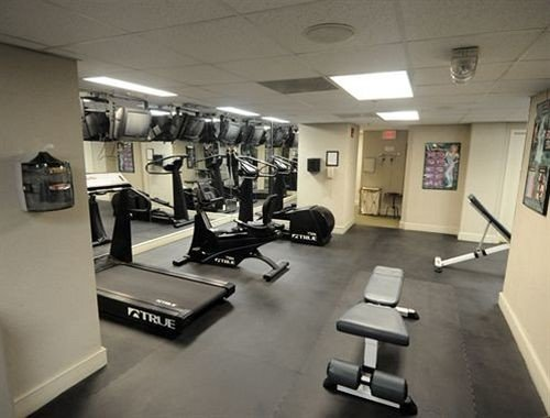 structure property gym sport venue condominium physical fitness