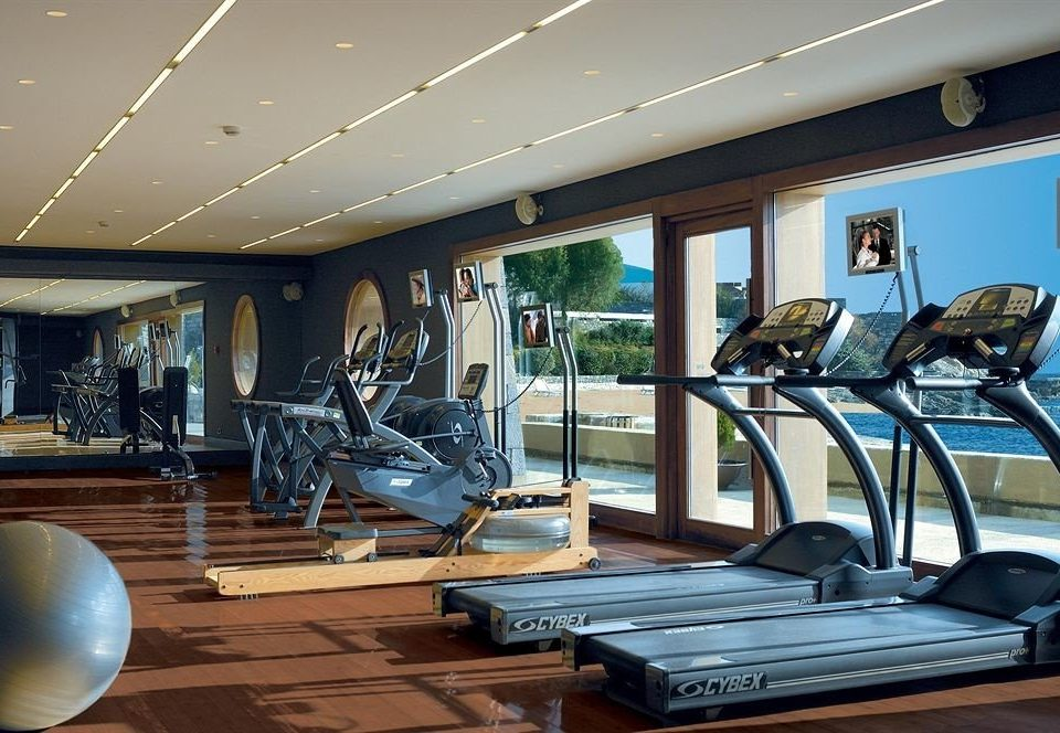 structure sport venue gym condominium recreation room physical fitness
