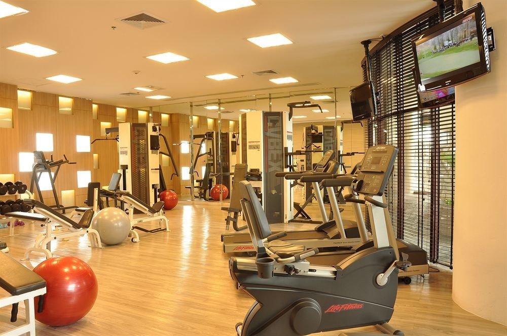 structure gym sport venue condominium physical fitness