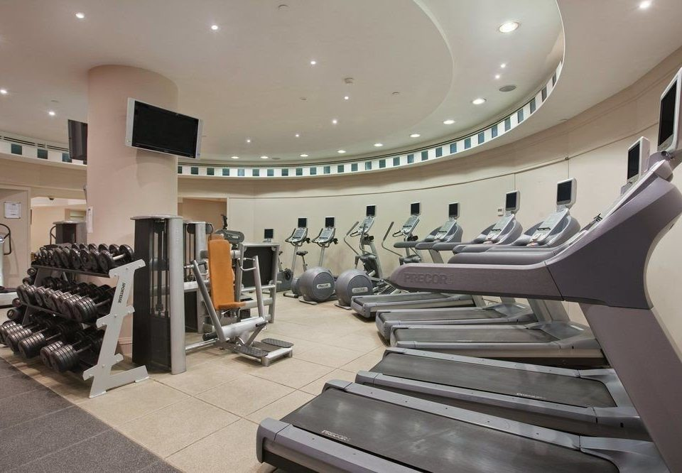 structure property sport venue condominium gym