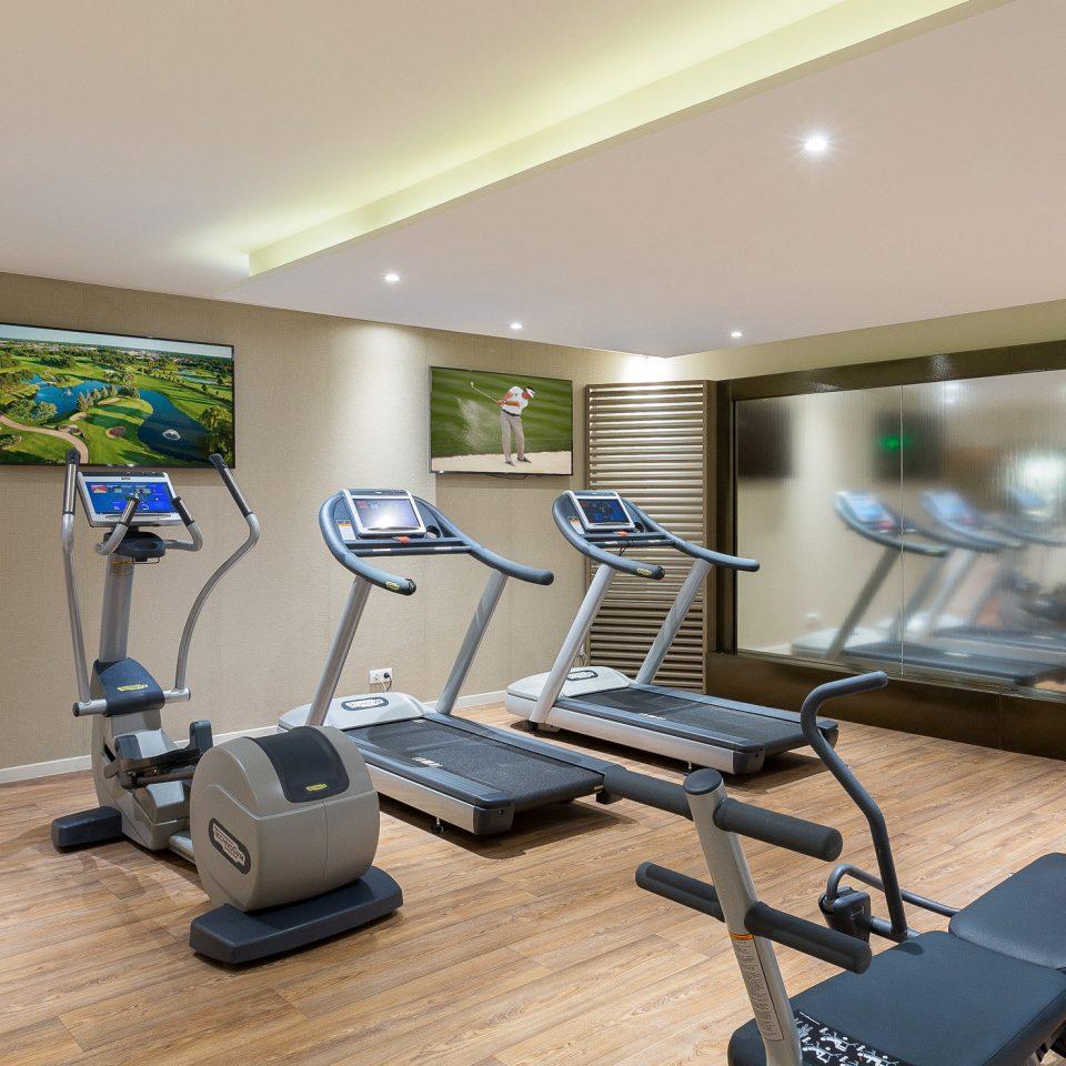 structure property sport venue condominium gym