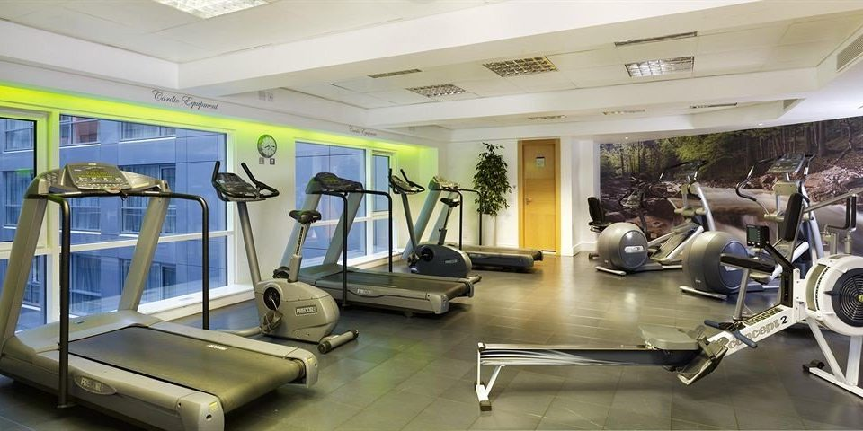 structure gym property sport venue condominium