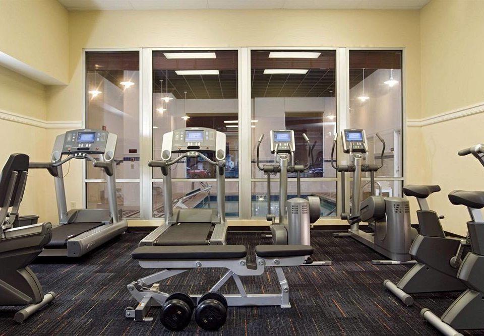 structure gym property sport venue condominium