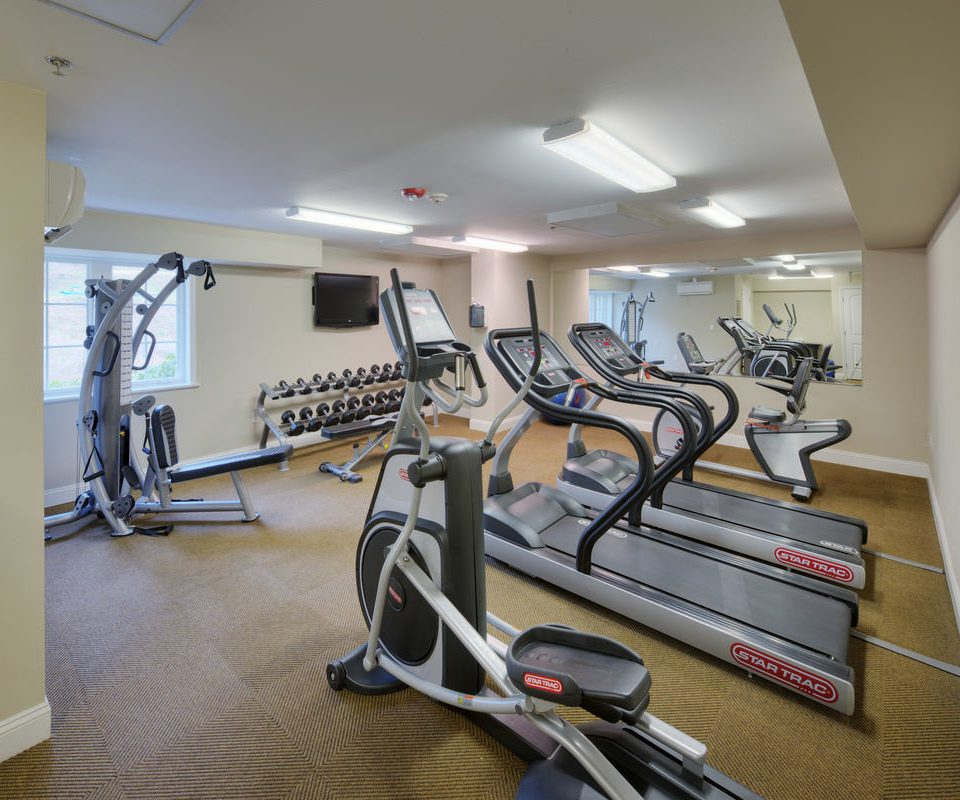 structure property gym sport venue condominium