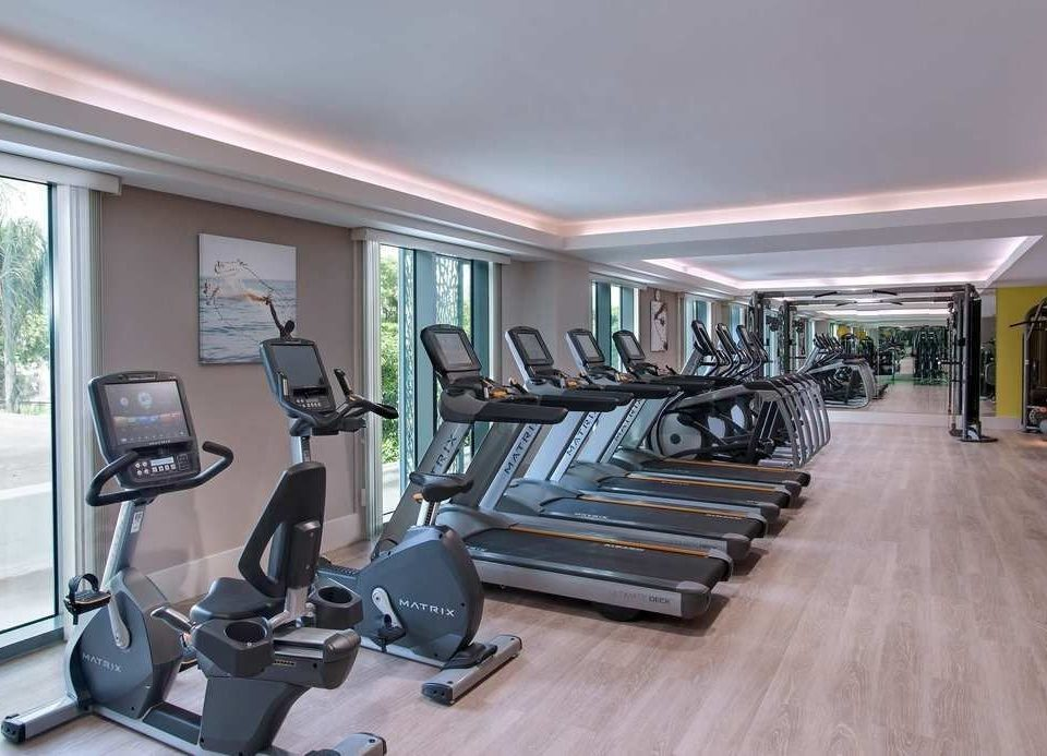 structure property condominium sport venue gym