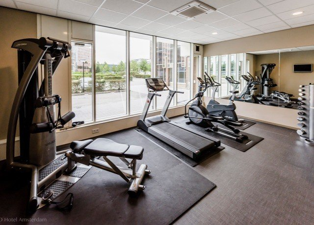 structure gym property condominium sport venue
