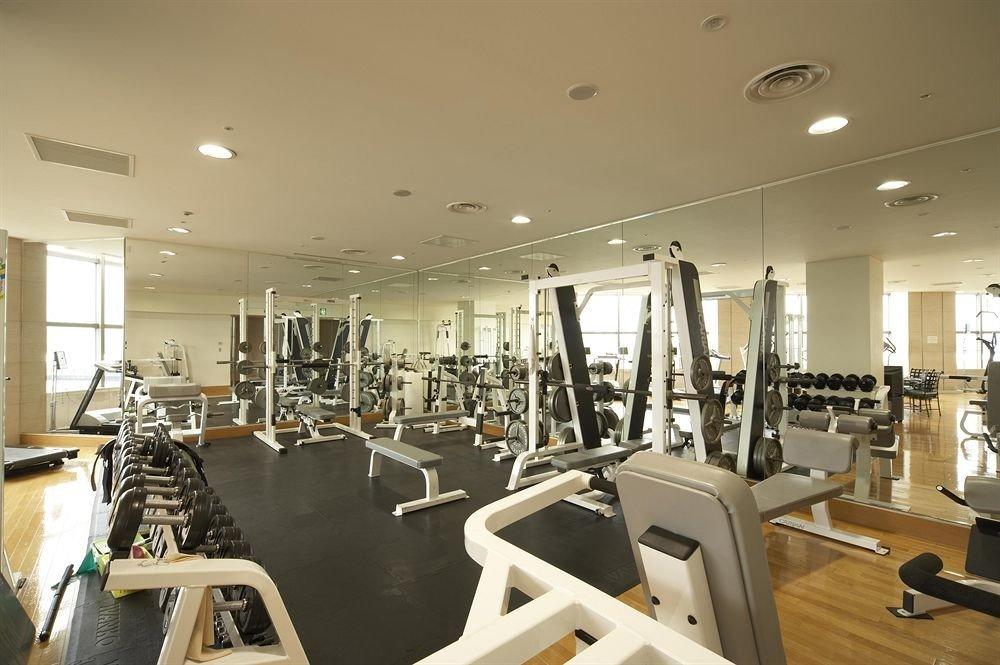 structure sport venue gym condominium