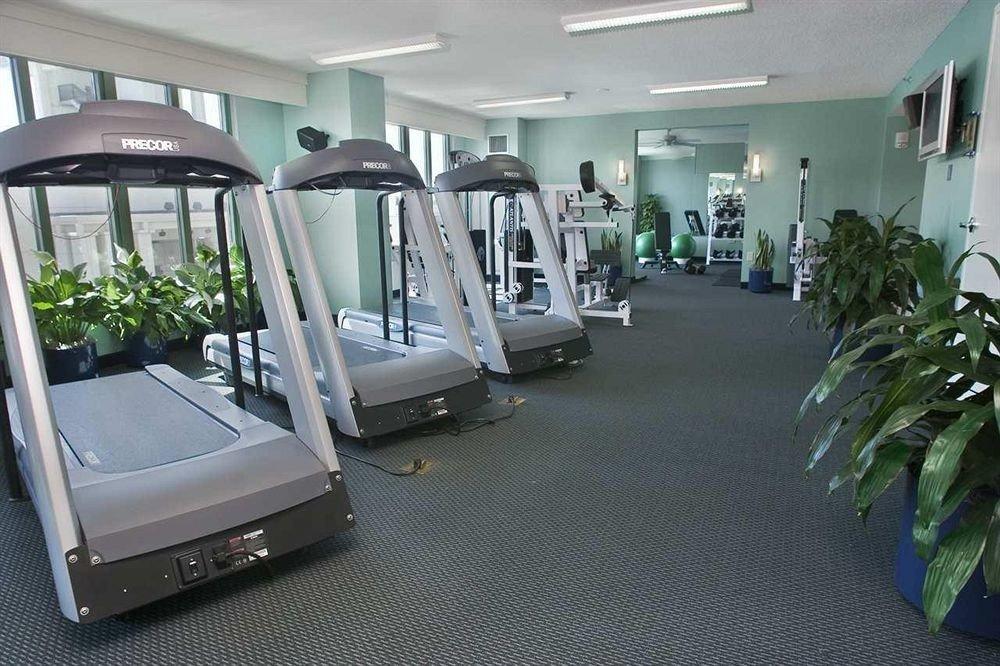 structure gym sport venue condominium