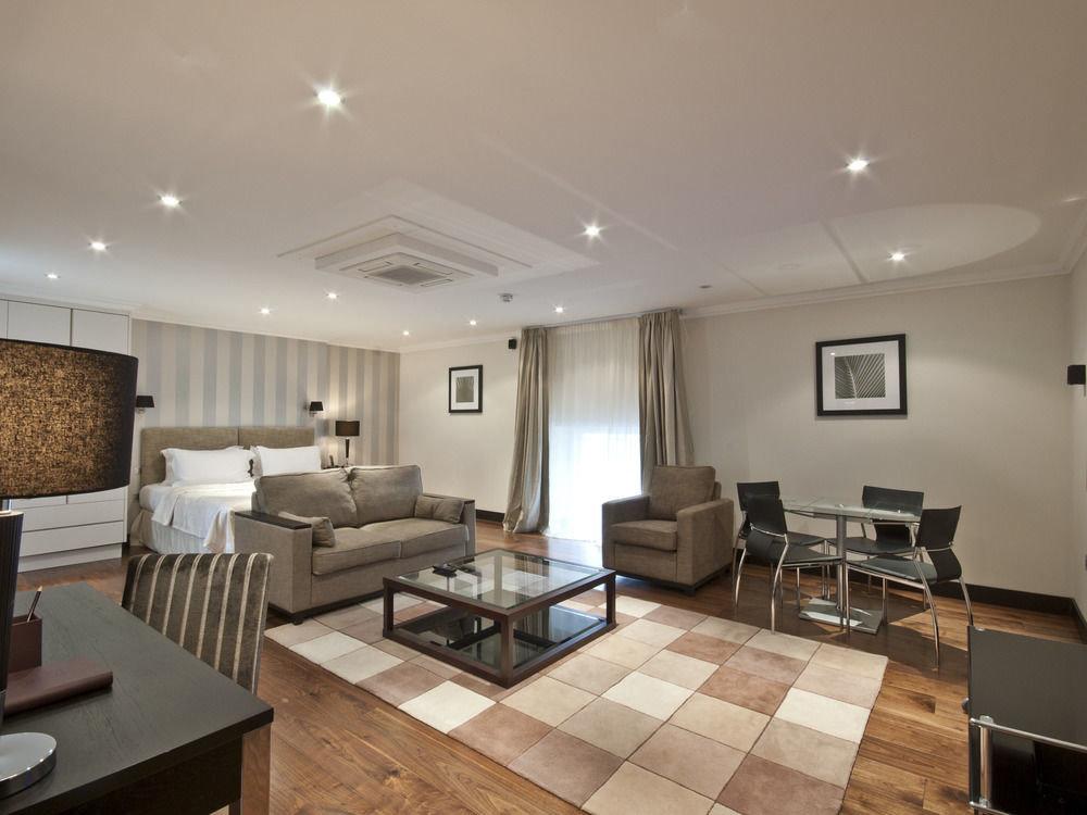property living room condominium home hard