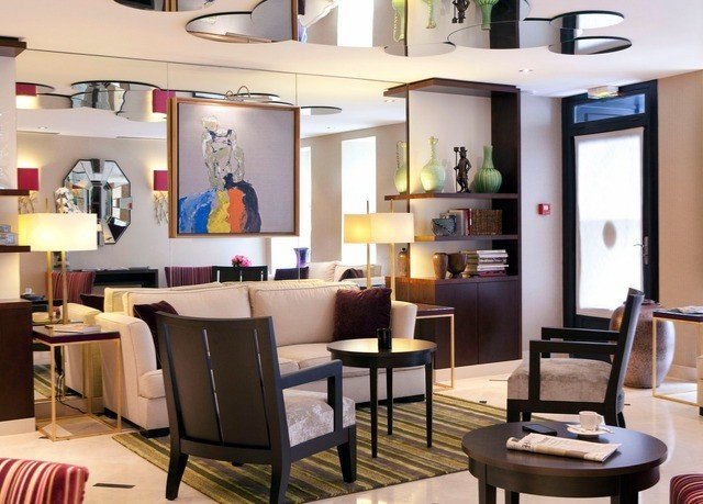 property living room condominium home office loft