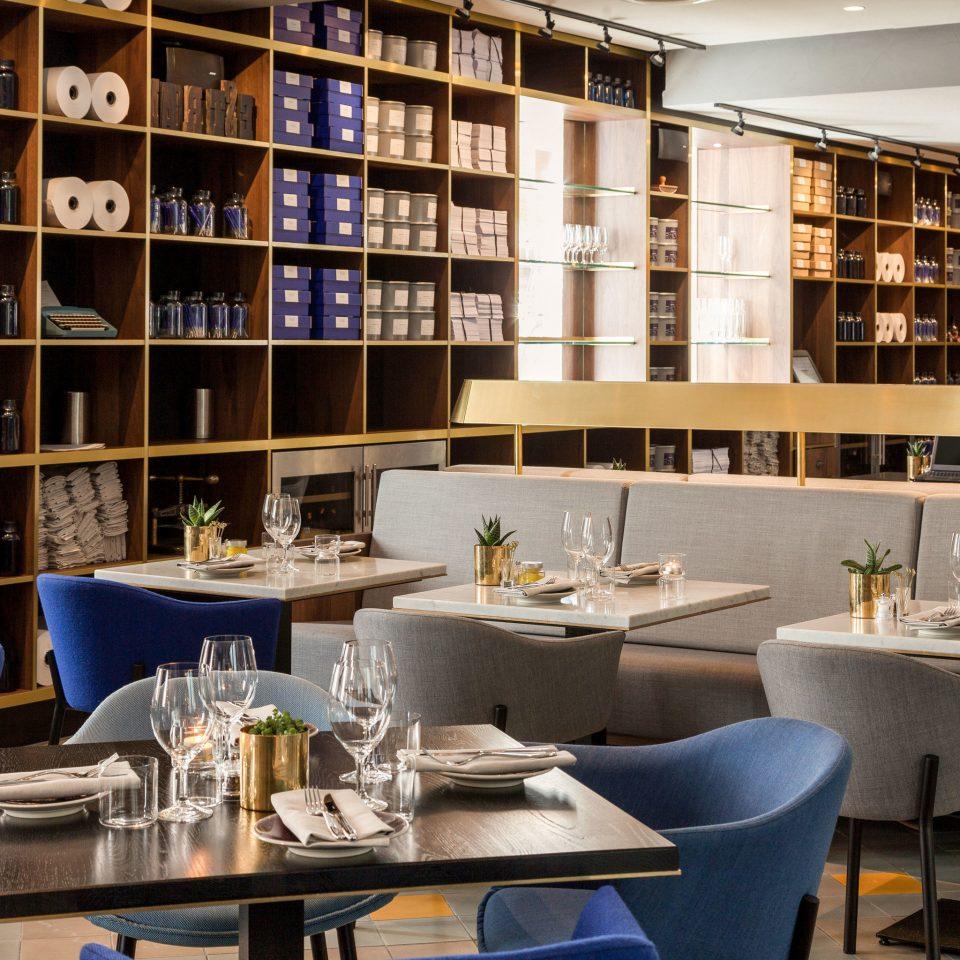 shelf home restaurant condominium