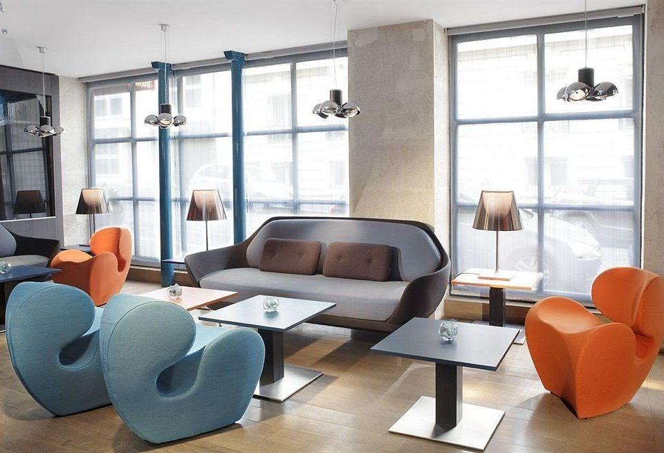property living room condominium waiting room orange office