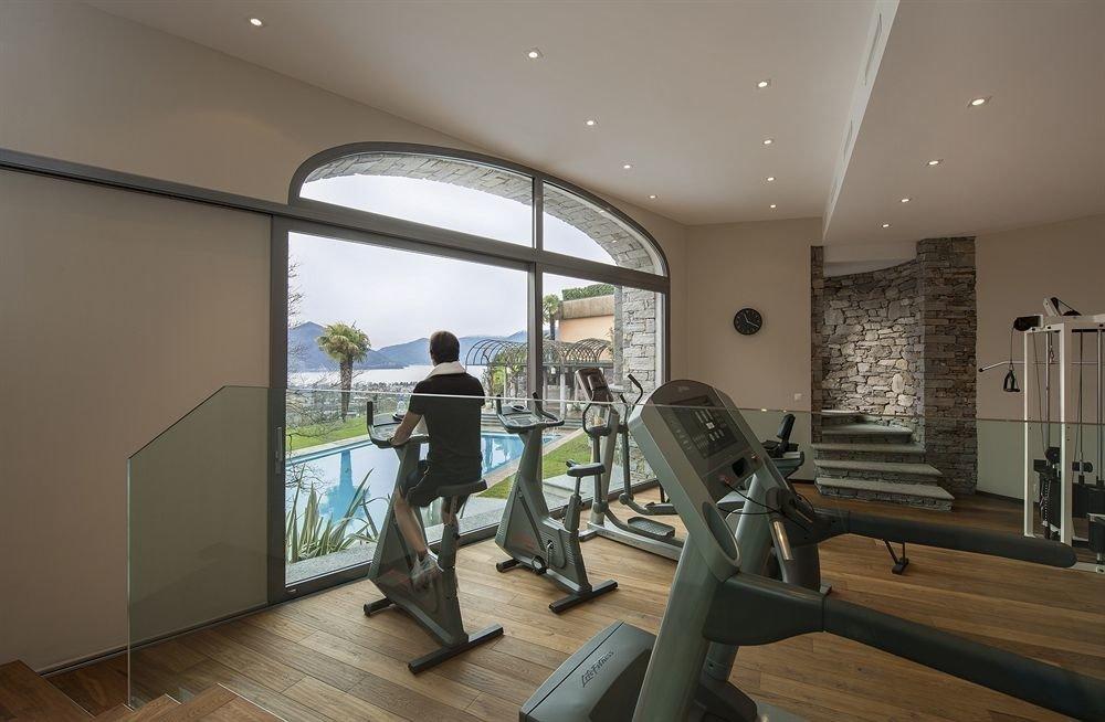 structure property condominium sport venue living room