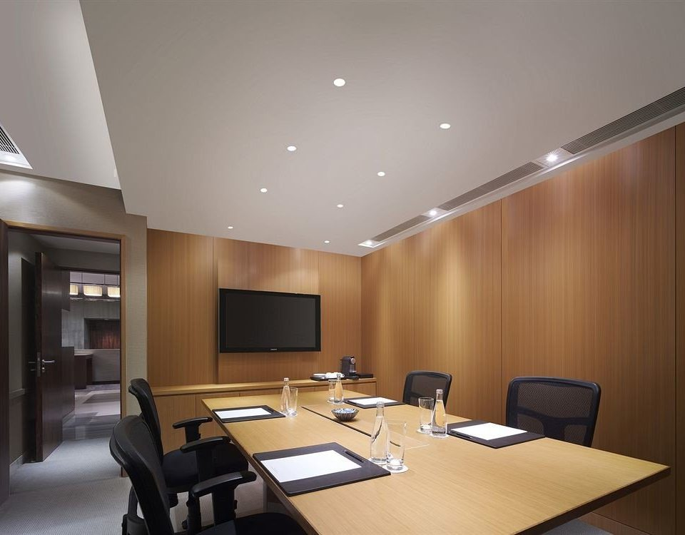 property conference hall desk lighting office living room flat conference room